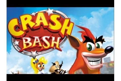 Classic PS1 Game Crash Bash on PS3 in HD 1080p - YouTube
