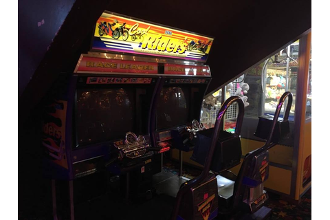 Ted's Arcade Gaming Blog: Arcade gaming in Cleethorpes