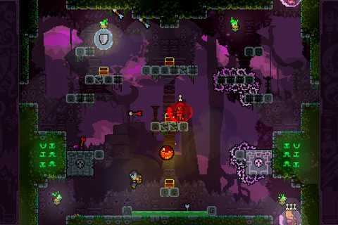 TowerFall Ascension hits Vita next week with ad hoc ...
