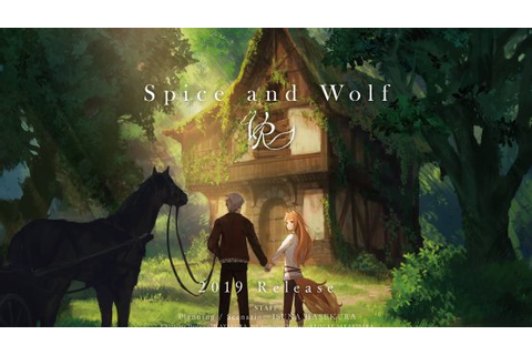 Spice and Wolf VR Officially Confirmed, Coming 2019