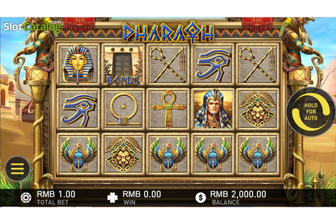 Pharaoh (GamePlay) Slot ᐈ Claim a bonus or play for free!
