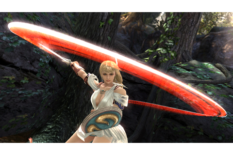 Soul Calibur: Lost Swords - Extra Screenshots