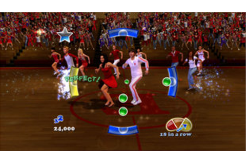 High School Musical 3: Senior Year DANCE! Game | PS2 ...