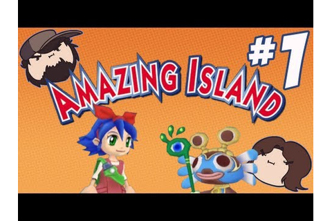 Amazing Island: Little Adobe - PART 1 - Game Grumps - YouTube