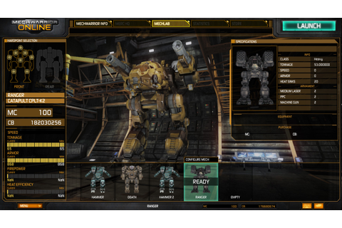 MechWarrior Online Review, Download, Guide, Videos and ...