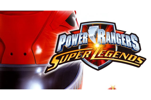 Power Rangers - Super Legends Game - Free Download Full ...