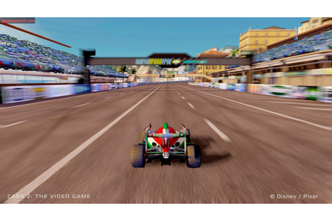Download FREE Cars 2 The Video Game PC Game Full Version