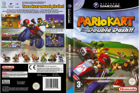 Mario Kart Double Dash for the Gamecube | Nintendo Games ...