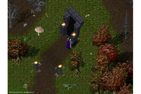 Ultima Online Age of Shadows Download Free Full Game ...