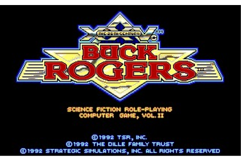 Buck Rogers: Matrix Cubed Game Download