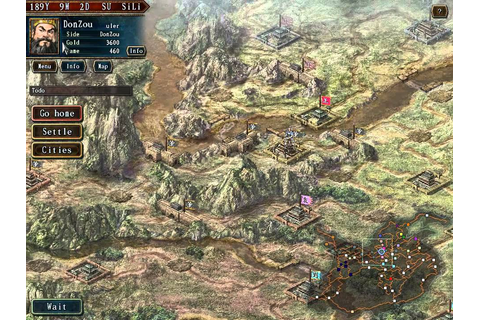 Let's Showcase - Romance of the Three Kingdoms X - YouTube