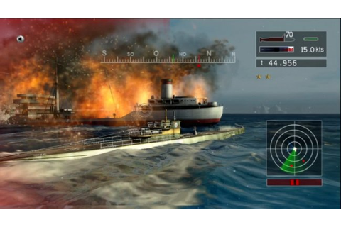 Submarine action for the 360 - Naval Assault: The Killing ...