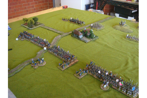Trailape's Wargame: FIELD OF GLORY: NAPOLEONIC. Observations.