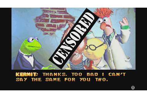 Spy Muppets: License to Croak - The RandomRetro Show - YouTube