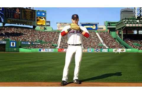 MLB 09: The Show Gameplay