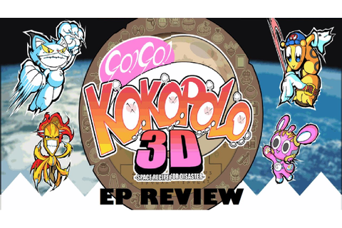 Go! Go! Kokopolo 3D Space Recipe for Disaster (3DS/N3DS ...
