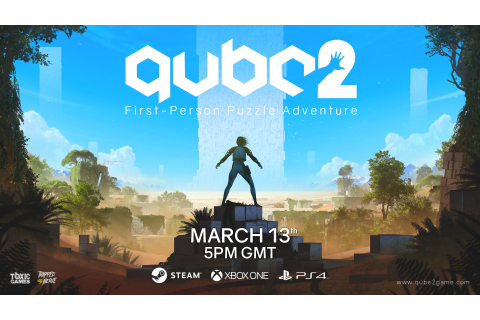 Download Q.U.B.E. 2 v1.6 + 2 DLCs + Soundtrack-FitGirl ...