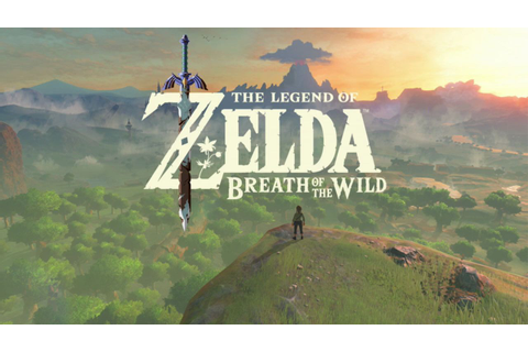 The Legend of Zelda: Breath of the Wild: New Trailers ...