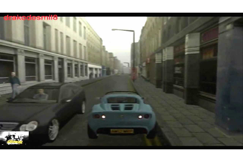 THE GETAWAY BLACK MONDAY (PS2) - YouTube