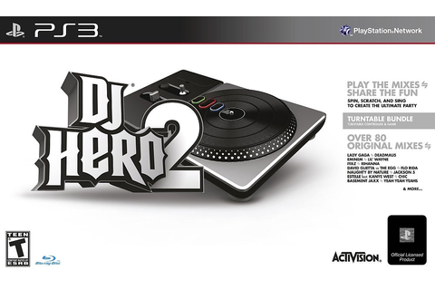 DJ Hero 2 Turntable Bundle - PlayStation 3 - IGN