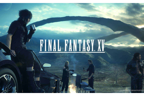 Final Fantasy XV Free PC Game Download