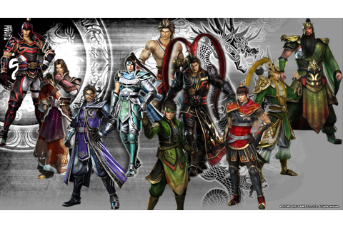 DOWNLOAD GAME PC DYNASTY WARRIORS 7 FULL VERSION RIP ...