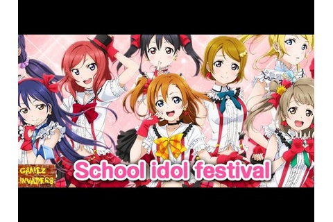 Love Live! School Idol Festival Mobile/Tablet/iphone/ipad ...