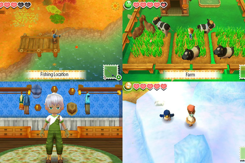 New Harvest Moon game, Story of Seasons, coming to 3DS ...
