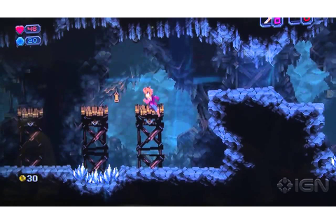 Chasm - PS4 Gameplay - E3 2014 - YouTube