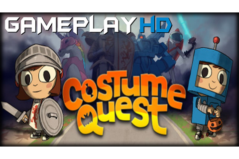 Costume Quest 2 Gameplay (PC HD) - YouTube
