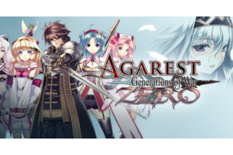 Agarest: Generations of War Zero - Game | GameGrin