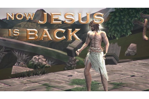 Jesus Beats Up Buddha in Controversial New Game Fight of ...