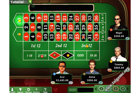 Hoyle Casino Games 2012 - Download Free Full Games | Card ...