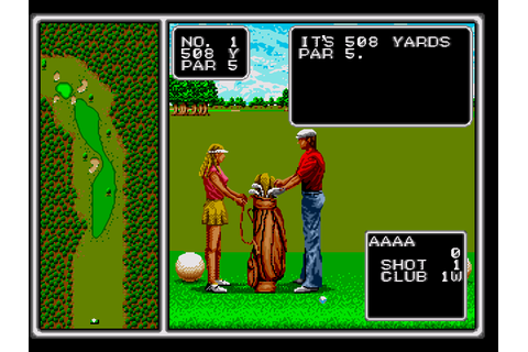 Arnold Palmer Tournament Golf Download Game | GameFabrique