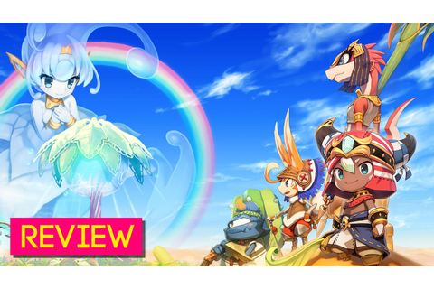 Ever Oasis: The Kotaku Review
