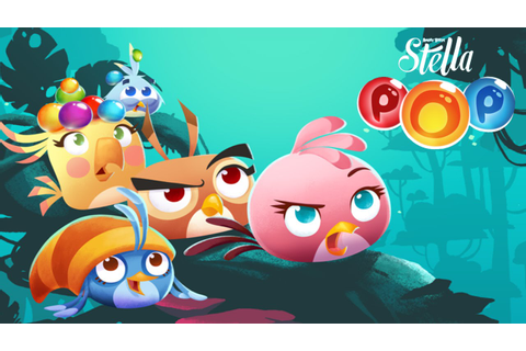 Angry Birds Stella POP! (by Rovio Entertainment Ltd) - iOS ...