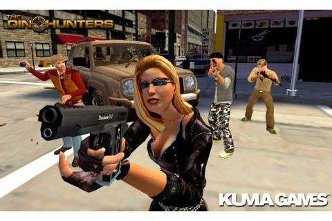 Dinohunters | Kuma Games Wiki | Fandom powered by Wikia