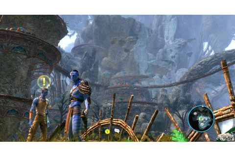 James Cameron's Avatar: The Game review | GamesRadar+