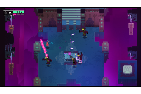 Hyper Light Drifter - Lutris