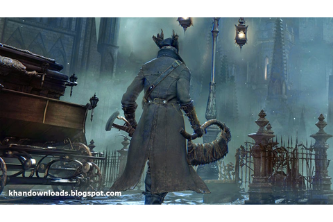 Bloodborne PC Game Free Download | Games & Softwares Free ...