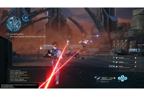 Sword Art Online: Fatal Bullet (PS4, Xbox One, PC ...