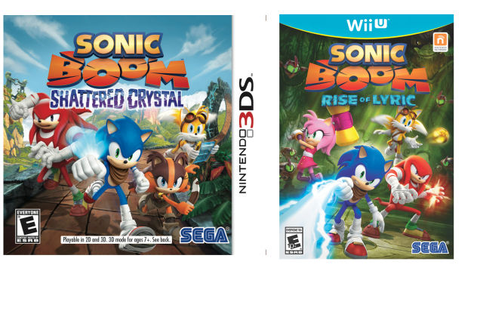 Sonic Boom Coming to Wii U & 3DS in November | Leviathyn