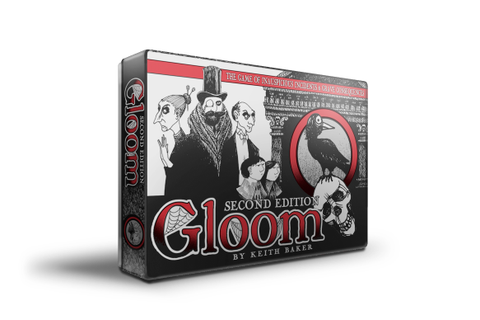 Gloom! – Mighty Lancer Games
