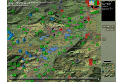 Armored Brigade - a freeware real-time tactical wargame ...