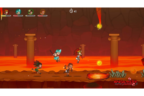 Running Gods PC Game Free Download