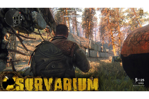 Survarium First Look - Beta Gameplay (1080p) - YouTube