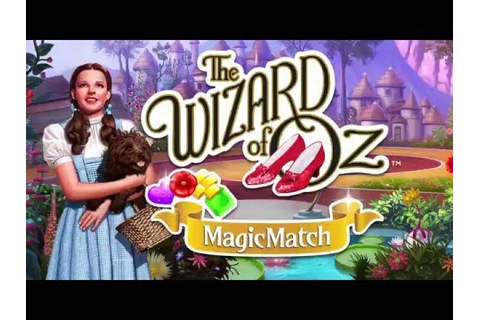 The Wizard of Oz Magic Match 3 - Apps on Google Play