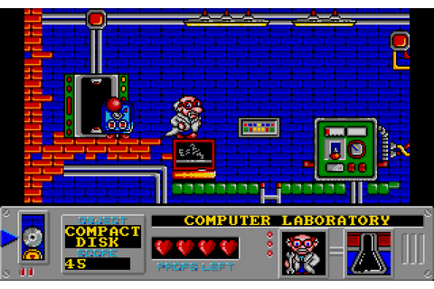 Download Mad Professor Mariarti (Amiga) - My Abandonware