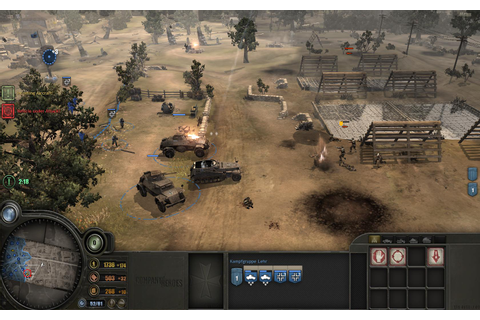 Company Of Heroes Opposing Fronts Free Download - Ocean Of ...