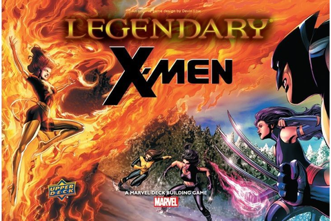 Legendary: X-Men | Board Game | BoardGameGeek